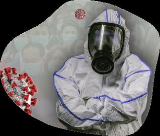 Samyx Cleaning - Antiviral Sanitisation - Image Tile Banner